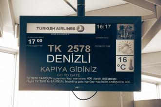 TK 2579 from Istanbul to Denizli