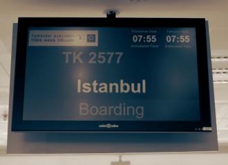 TK 2577 from Denizli to Istanbul